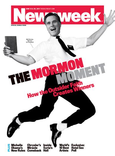 newsweek romney. I don#39;t trust or like Romney